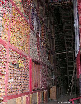 Danh Mục Đại Tạng Phật Giáo Tây Tạng Kangyur-tengyur