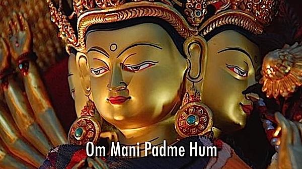Om Mani Padme Hum: Câu thần chú vi diệu mà Đức Phật mất 1.000 kiếp mới tìm thấy
