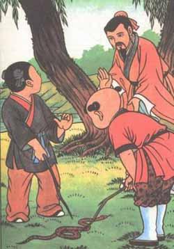 16.  Saving The Dragon King's Son