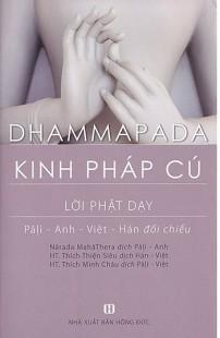 Kinh Pháp Cú (Dhammapada) - Đa Ngữ: Việt - Anh - Pháp - Đức